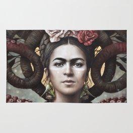 Hommage a Frida 5 Rug