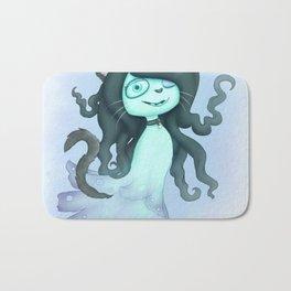 Halloween Whisp Bath Mat