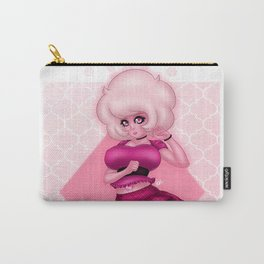 So Pink Diamond Carry-All Pouch