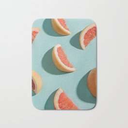 Grapefruit Badematte