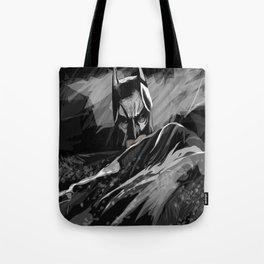 Bat hero Tote Bag