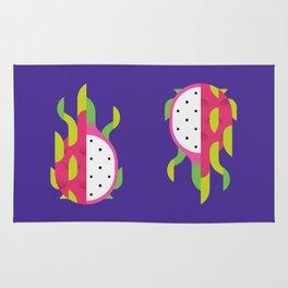 Fruit: Dragon Fruit Rug
