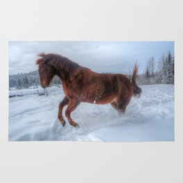 Fire and Ice - Equine Photography Rug