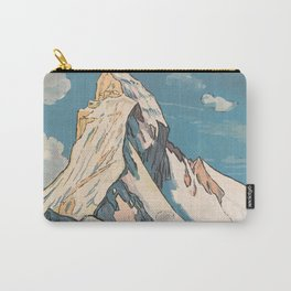 Night Mountains No. 45 Carry-All Pouch