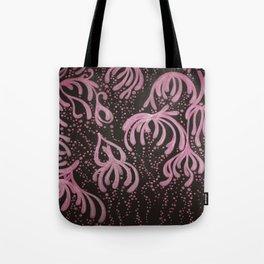 Jellyfish Print Tote Bag