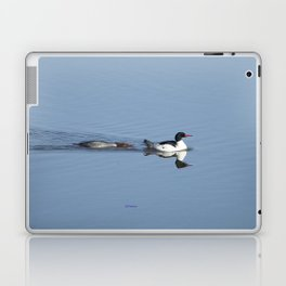 Mergansers on the Kenai Laptop & iPad Skin