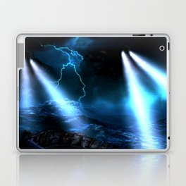 Watchers In The Water Laptop & iPad Skin