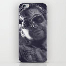 Splinter me to the 70's iPhone Skin