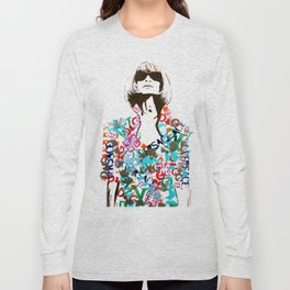 Ultimate Fashion Illustration by MrMAHAFFEY Long Sleeve T-shirt