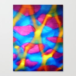 Melted #2 Canvas Print