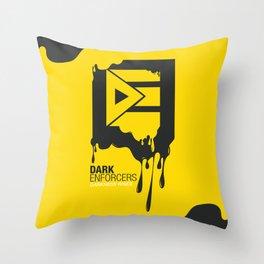 DE Poster #2 Throw Pillow