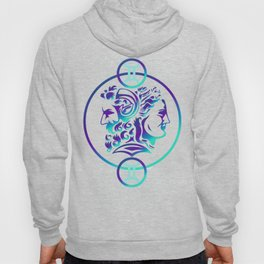 Gemini Astrological Sign Gemini Baby Chinese Astrology Lovers Hoody