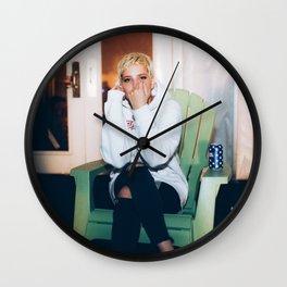Halsey 17 Wall Clock