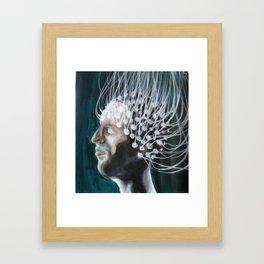 submerged  Framed Art Print