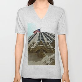 Tribune Unisex V-Neck