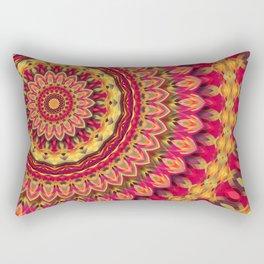 Mandala 307 Rectangular Pillow