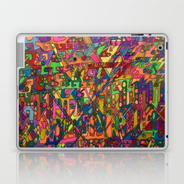 A Lecture in Color Laptop & iPad Skin