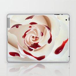 Bleeding Rose Macro Laptop & iPad Skin