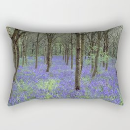 BLUBELL WOOD 1 Rectangular Pillow