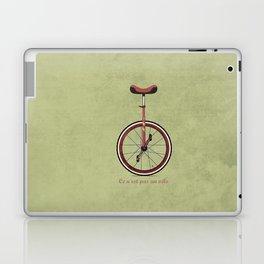 Unicycle Laptop & iPad Skin