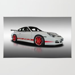 Porsche GT3 Rs Rug