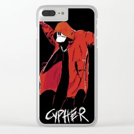 CYPHER Clear iPhone Case