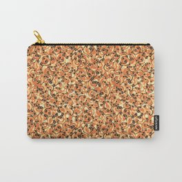 Mac & Cheese Pattern Carry-All Pouch
