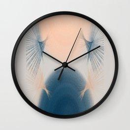 CB I Wall Clock