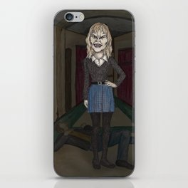 Welcome to the Hellmouth iPhone Skin