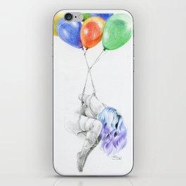 NUDEGRAFIA - 40 Suspension iPhone Skin