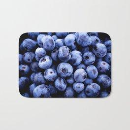 Blueberries Bath Mat
