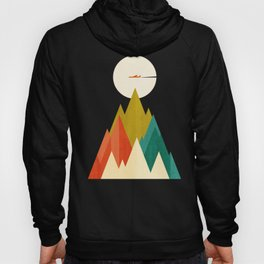 Life is a travel Hoody