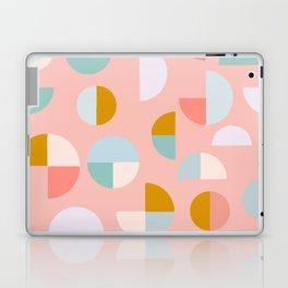 Pretty Geometric Painting Laptop & iPad Skin
