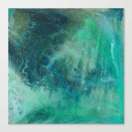 Abstract No. 318 Canvas Print