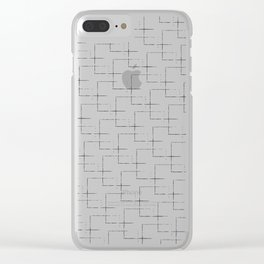 Cellular #620 Clear iPhone Case