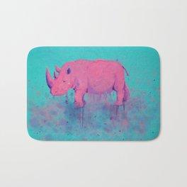 Save the Rhinos Bath Mat