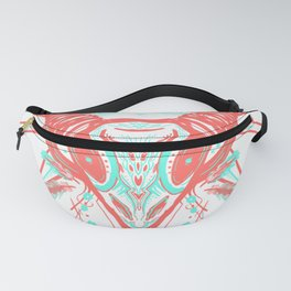Pink Nightmare Fanny Pack