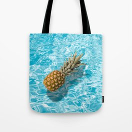 PINEAPPLE & POOL Tote Bag