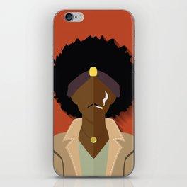 J.Hendrix iPhone Skin