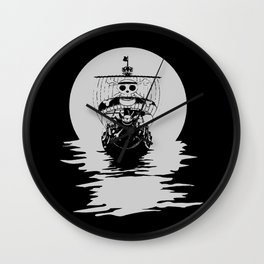 Mugiwara Pirates Wall Clock