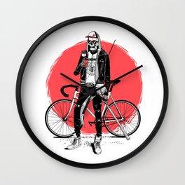 Cool Death Wall Clock