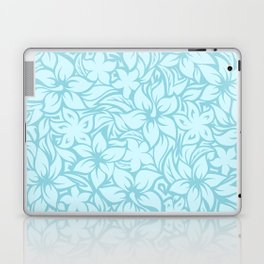 Moloaa Bay Hawaiian Hibiscus Aloha Shirt Print Laptop & iPad Skin