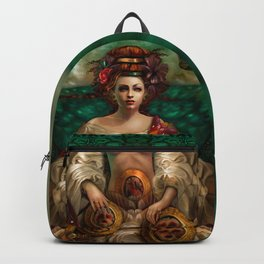 Dollhouse Backpack
