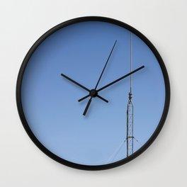 Antenna Wall Clock