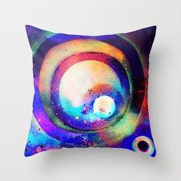 Jupiter's Atmosphere  Throw Pillow