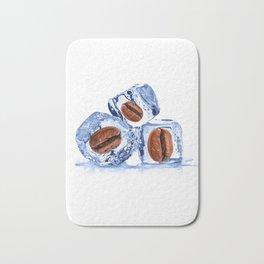 Iced coffee Bath Mat