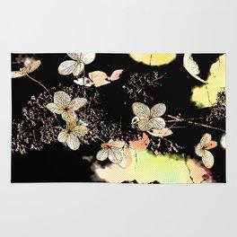 Filigrane Flower Rug