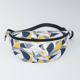 Abstract winter mood II Fanny Pack