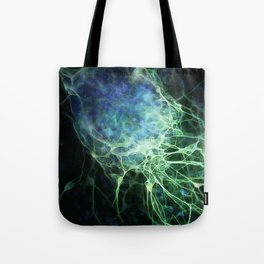 Stem Cell Becoming a Nerve Tote Bag