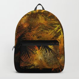 The Majesty Palm Swirl (No BG) Backpack